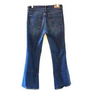 Levi's Demi Curve Classic Boot Cut Jeans